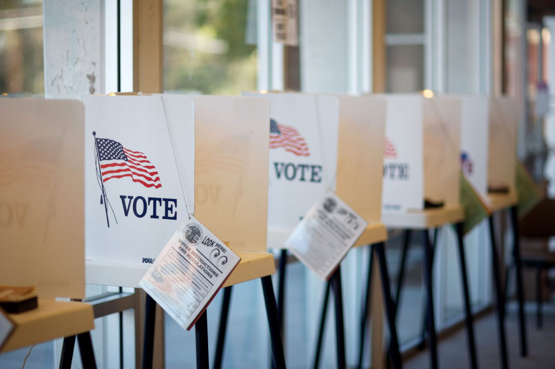 Fighting for Election Security