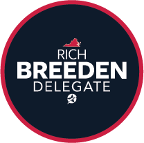 Rich Breeden Announces Campaign for the 88th House of Delegates District